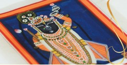 Miniature painting ~ Srinath ji ~ { 17 }