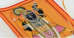 Miniature painting ~ Srinath ji ~ { 18 }