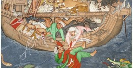 Miniature painting ~ Mughal Voyage