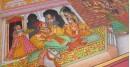 Miniature painting ~ Vasant Panchami at Mewar