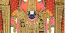 Miniature Painting ~ Shri Tirupati balaji gold work