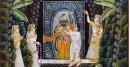 Mangla darshan (91 X 122)