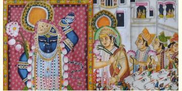Sandhya Aarti (6 X 4 feet)