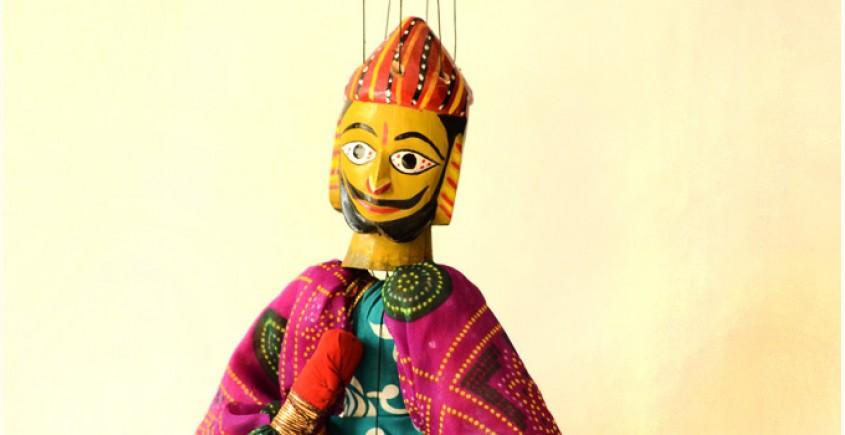 Puppets ~ Rajsi jadugar