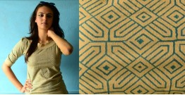 Green Geometries on clay ~ Gaamthi tshirt