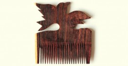 Wooden comb ~ Eagle