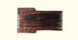Wooden comb ~ Coupled nourishment
