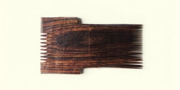 Wooden comb ~ Coupled nourishment