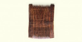 Wooden comb ~ Coupled masterpiece small