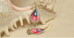 Of Glitter & Shine ☆ Embroidered Jewelry { Earrings } 3