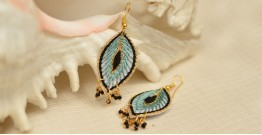 Of Glitter & Shine ☆ Embroidered Jewelry { Earrings } 4