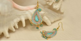 Of Glitter & Shine ☆ Embroidered Jewelry { Earrings } 8
