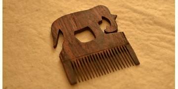 Wooden comb ~ Wooden Comb { 10 }