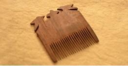 Wooden comb ~ Wooden Comb { 11 }
