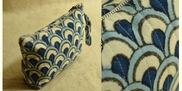 Block Printed Pouch ~ 04