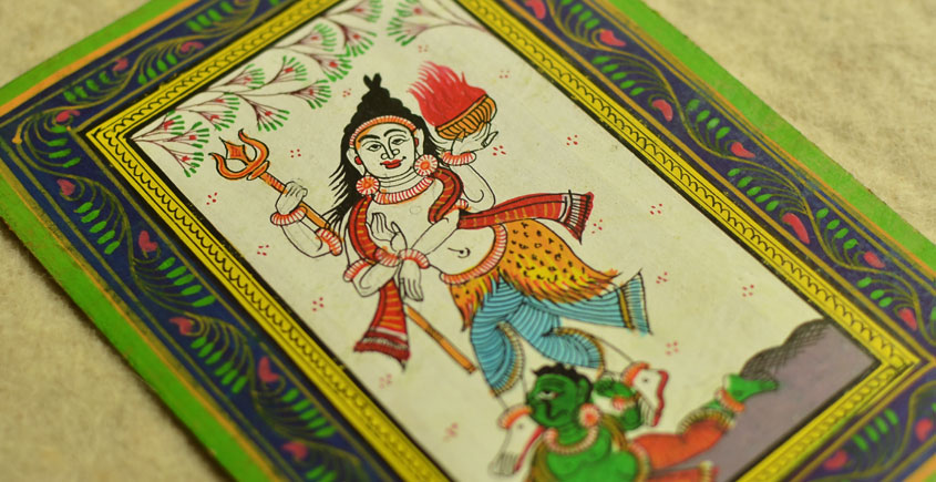 Pattachitra Painting ~ 9