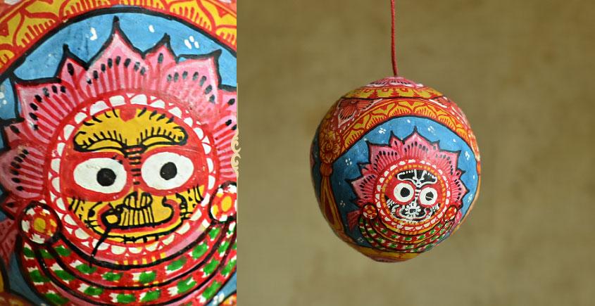 Pattachitra ~ Coconut Hanging ~ 2
