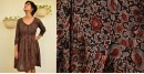 The little big girl ✼ Ajrakh dress ✼ D