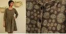 The little big girl ✼ Ajrakh dress ✼ F