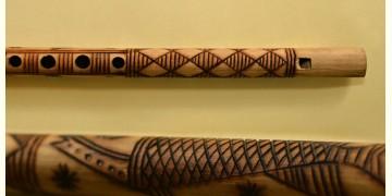 बाँसुरी ⠇Bamboo flute ~ 1