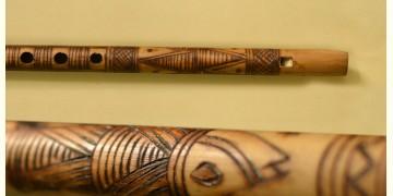 बाँसुरी ⠇Bamboo flute ~ 2