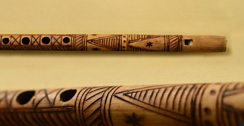 बाँसुरी ⠇Bamboo flute ~ 3