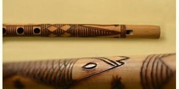 बाँसुरी ⠇Bamboo flute ~ 5