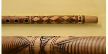 बाँसुरी ⠇Bamboo flute ~ 7