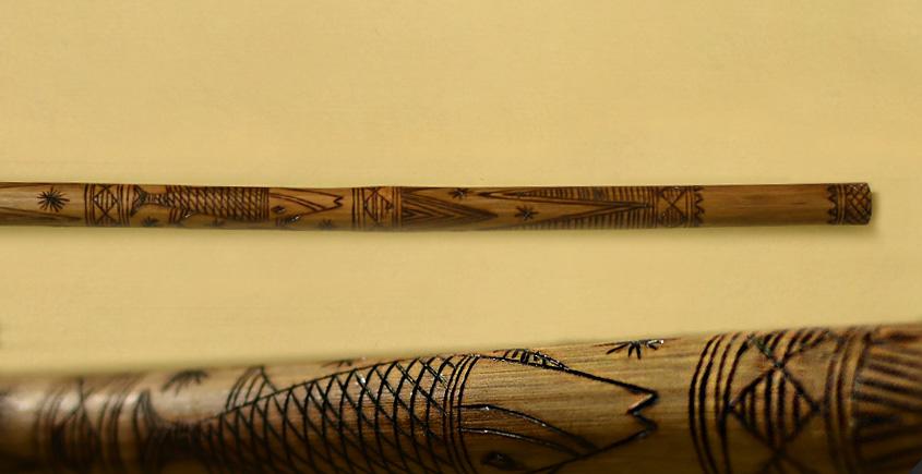 बाँसुरी ⠇Bamboo Revolving flute { Single piece } ~ 13