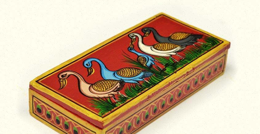 Wooden box ~ Duck drama