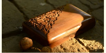 Dach kul ~ Walnut wood box