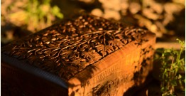 Chinar kul ~ Walnut wood box