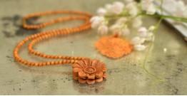 Kadam ♣ Wooden Neckpieces { a }