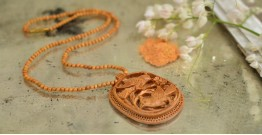 Kadam ♣ Wooden Neckpieces { h }