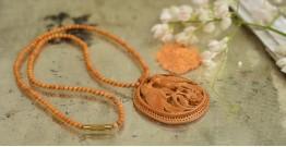 Kadam ♣ Wooden Neckpieces { i }