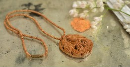Kadam ♣ Wooden Neckpieces { k }
