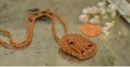 Kadam ♣ Wooden Neckpieces { o }