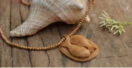 Kadam ☙ Wooden Neckpieces ☙ F