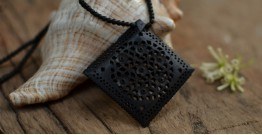 Kadam ☙ Wooden Neckpieces ☙ R