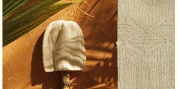 Cashmere Cloud ~ Pashmina Woolen Cap ~ 5