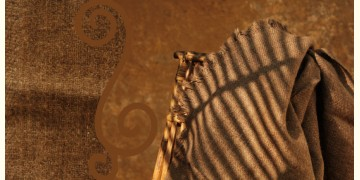 Cashmere Cloud ~ Yak Wool Shawl-B ( Handspun & Handwoven )