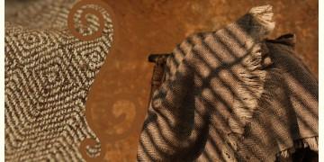 Cashmere Cloud ~ Yak wool Shawl ( Handwoven)
