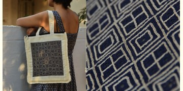 Hand Embroidered Tote Bag ~ 3