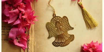 A Golden Tag ❉ Gold Plated Bookmarks ❉ 2