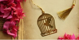 A Golden Tag ❉ Gold Plated Bookmarks ❉ 3