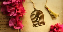 A Golden Tag ❉ Gold Plated Bookmarks ❉ 11