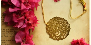 A Golden Tag ❉ Gold Plated Bookmarks ❉ 15