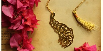 A Golden Tag ❉ Gold Plated Bookmarks ❉ 19