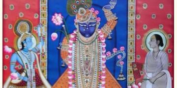 Shrinath ji, Yamuna ji and Mahaprabhuji