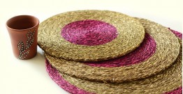 Grass Mat ~ 31 (set of three)